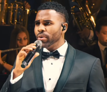 Derulo actuando en los MTV Europe Music Awards 2018