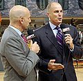 Jay Bilas - ESPN Armed Forces Classic - Game Day - U.S. Army Garrison Humphreys, South Korea - 9 Nov. 2013.jpg
