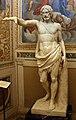 Jean-Antoine Houdon, san giovanni battista, modello per s.m. degli angeli, 1766-67.jpg