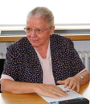 Jeanne Devos - Jeanne Devos in 2007