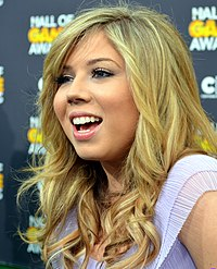 Jennette McCurdy bei den Hall of Game Awards (2012)