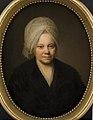 Jens Juel - Ane Margrethe Abildgaard, f. Bastholm. Maleren N.A. Abildgaards moder - KMS1073 - Statens Museum for Kunst.jpg