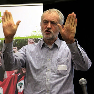 Political positions of Jeremy Corbyn - Corbyn at Global Justice Now, 2015