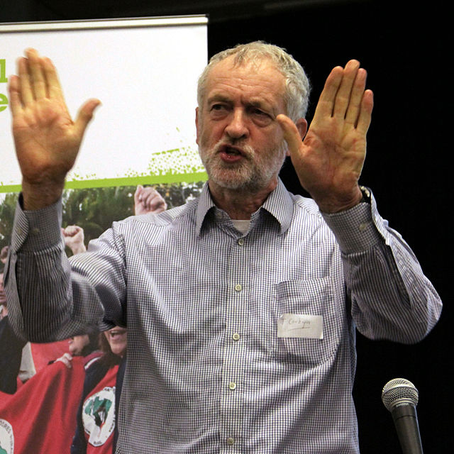 From commons.wikimedia.org: Jeremy Corbyn {MID-133372}