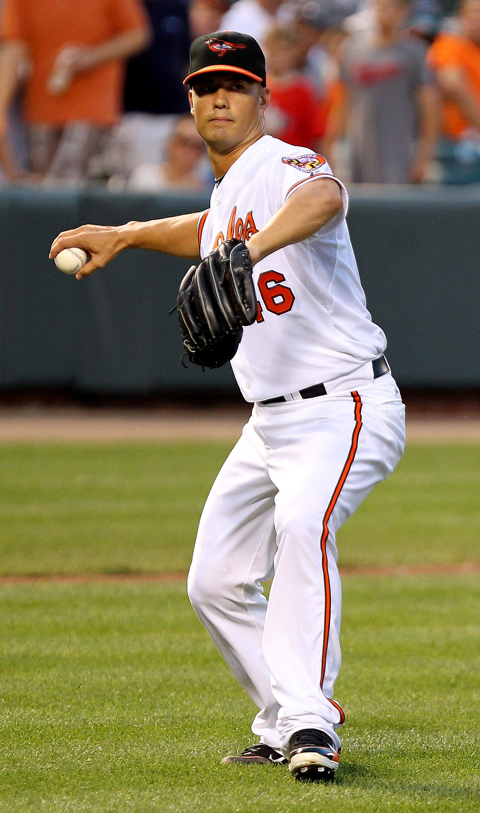 Jeremy Guthrie on August 8, 2011