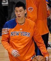 91331de34 Jeremy Lin - Wikipedia
