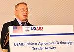 Jerry Bisson, USAID Pakistan Mission Director (42115359505).jpg