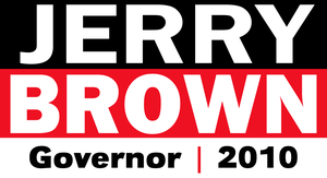 California gubernatorial election, 2010 - Brown's campaign logo