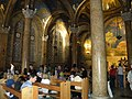 Jerusalem, Olive Mountain (Jerusalem), Church of all Nations; 1-3000-701 (interior 2).jpg