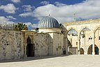 Jerusalem-2013-Temple Mount-Dome of Al-Nahawiyyah.jpg