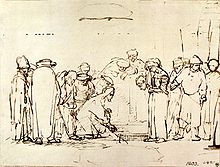Jesus and the woman taken in adultery - Wikipedia