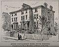 Jewish Convalescent Home, South Norwood, Surrey. Wood engrav Wellcome V0014051.jpg