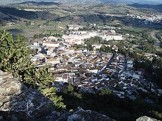Jimena de la Frontera - Image: Jimena desde el castillo 2