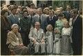 Jimmy Carter poses with Jim McIntyre and family - NARA - 178500.tif