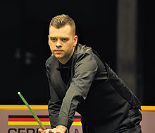 Jimmy Robertson at Snooker German Masters (Martin Rulsch) 2014-01-29 04.jpg