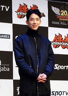 Jo Kwon South Korean singer and actor