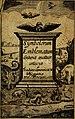 Joachimi Camerarii Symbolorum et emblematum, centuriae quatuor (1668) (14771224393).jpg