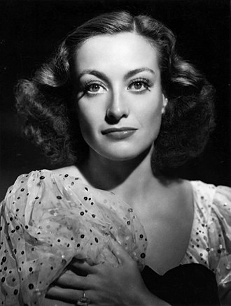 Joan Crawford - 1936 photo by George Hurrell