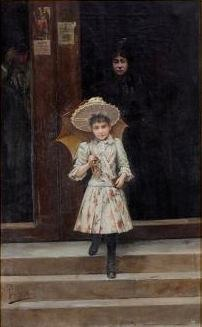 Joan Ferrer i Miró- Sortida de missa- 169