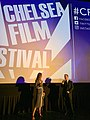Joanna Pickering and Brock Mullins at Chelsea Film Festival.jpg