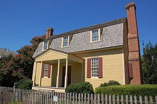 Joel Lane House United States historic place