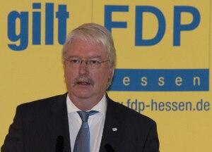 Jörg-Uwe Hahn - Jörg-Uwe Hahn (2013)