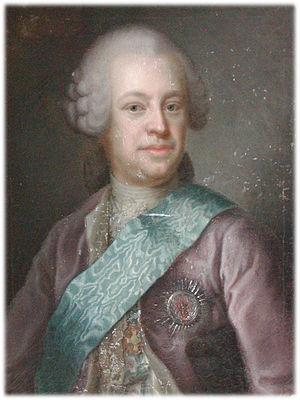 Count Johann Hartwig Ernst von Bernstorff - Image: Johan Hartvig Ernst Bernstorff