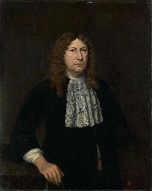 Johannes Camphuys - Portrait of Johannes Campuys