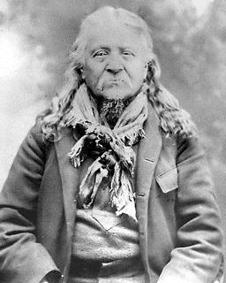 John Wilson (Caddo) Caddo-Delaware-French medicine man and religious leader