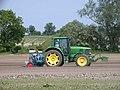John Deere model 6520 tractor - geograph.org.uk - 802521.jpg