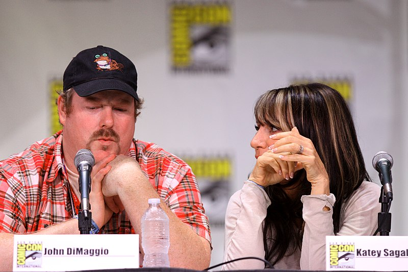 John DiMaggio -Awards and nominations