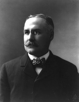 John Fremont Hill - Image: John Fremont Hill, 1855 1912, head and shoulders, c 1900