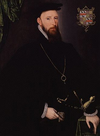 John Lumley, 1st Baron Lumley - Image: John Lumley 1st Baron Lumley