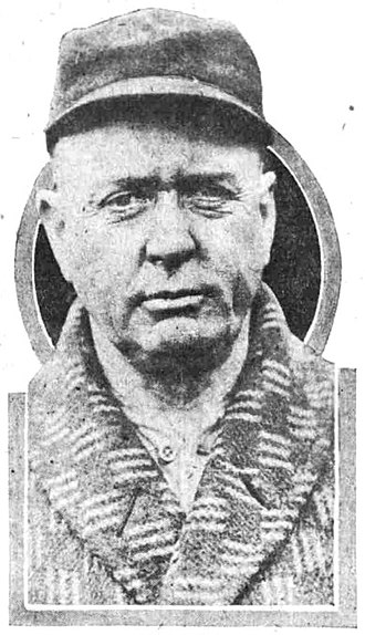 John McCloskey (baseball manager) - McCloskey in 1920