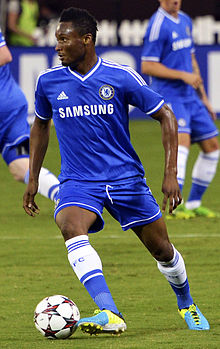 John Obi Mikel 02 Chelsea vs AS-Roma 10AUG2013.jpg