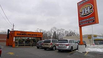 Johnny's Charcoal Broiled Hamburgers - Johnny's Charcoal Broiled Hamburgers