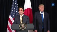 File:Joint Statment by President Trump and Prime Minister Shinzō Abe.webm