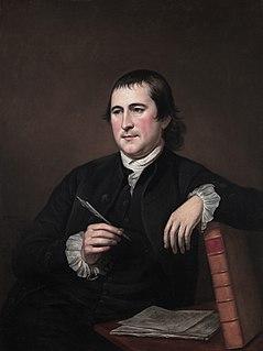 Jonathan Dickinson Sergeant American politician