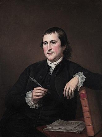 Jonathan Dickinson Sergeant - Jonathan Dickinson Sergeant (Charles Willson Peale, 1786)