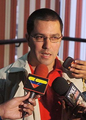 Jorge Arreaza - Image: Jorge Arreaza 01