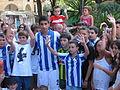 José Ángel Valdés posing with kids (2).jpg