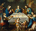 José de Alcíbar - The Blessing of the Table - Google Art Project.jpg