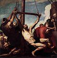 José de Ribera - Martyrdom of St Philip - WGA19360.jpg