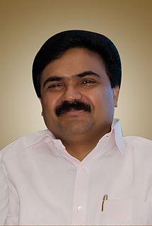 Jose K. Mani Indian politician