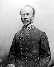 Konfederalni general Joseph Eggleston Johnston