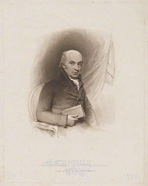 Joseph Planta (librarian) - Image: Joseph Planta