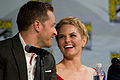 Josh Dallas & Jennifer Morrison (14962853105).jpg