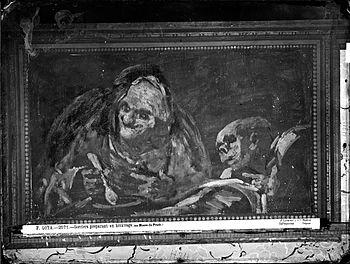 Dos viejos comiendo sopa - Wikipedia, la enciclopedia libre