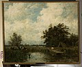 Jules Dupré - Landscape with a pond - M.Ob.2192 MNW - National Museum in Warsaw.jpg