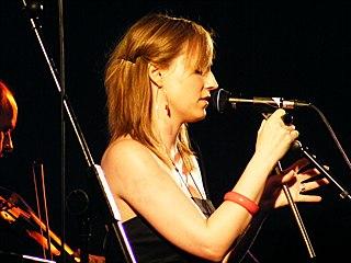 Julie Fowlis Scottish singer